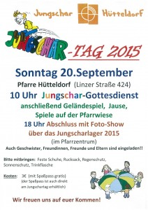 JS-Tag 2015 Plakat